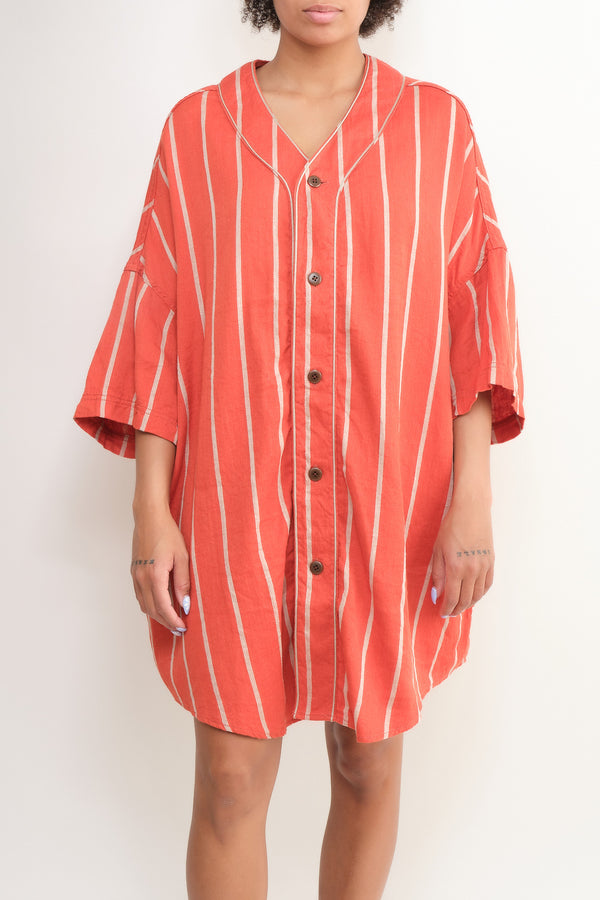 kapital sloppy baseball shirt