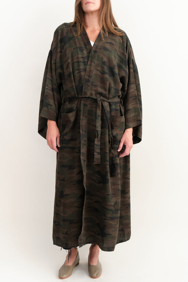NSF Clothing Hannah Robe Camo