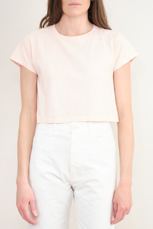 Harlin Stella Crop Cotton T-Shirt