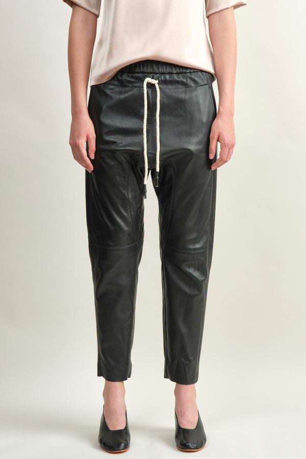 Slouchy Drop Crotch Pants