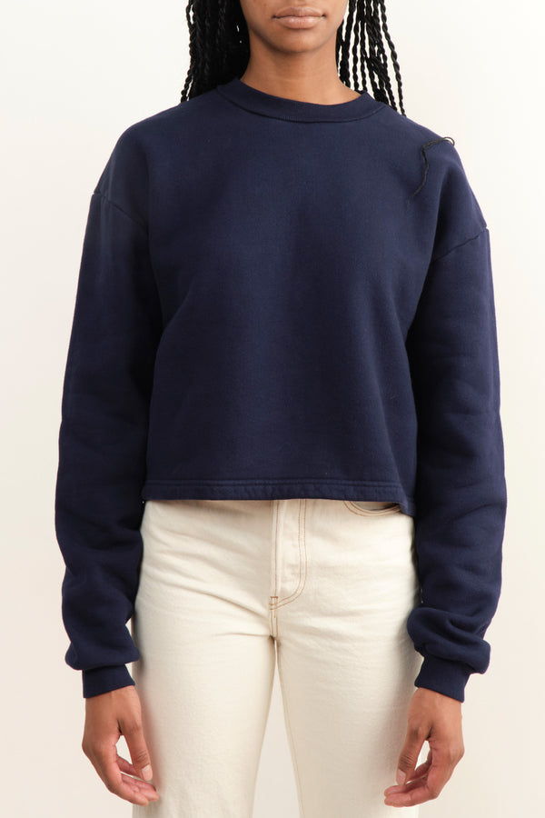 Kelly Crop Sweatshirt
