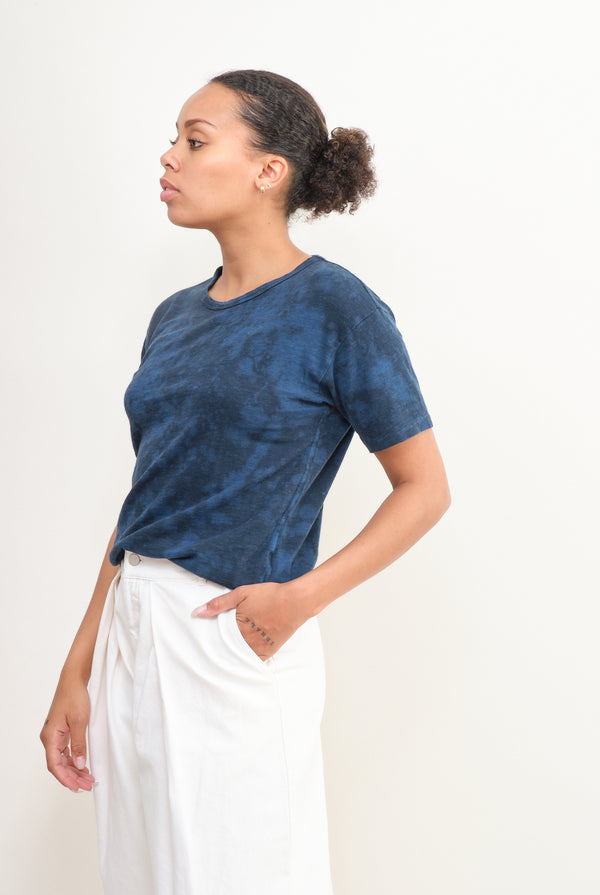 Amo Denim scoop neck tee