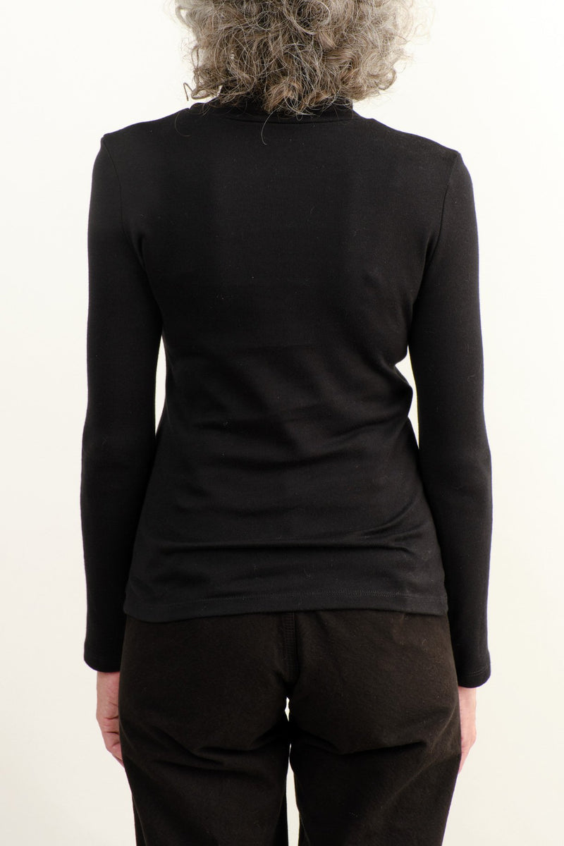 Jesse Kamm Classic Turtleneck Japanese Cotton