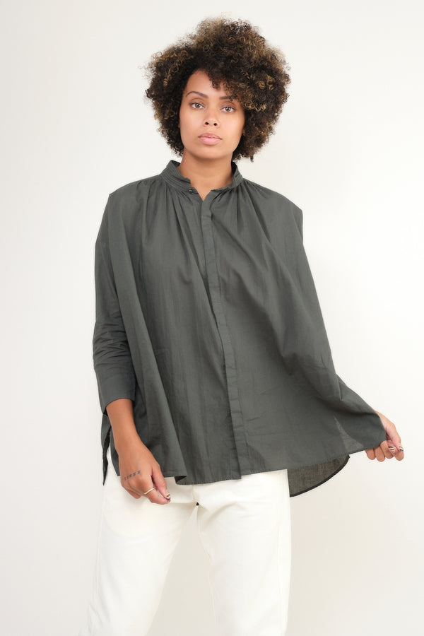 pas de calais cotton blouse