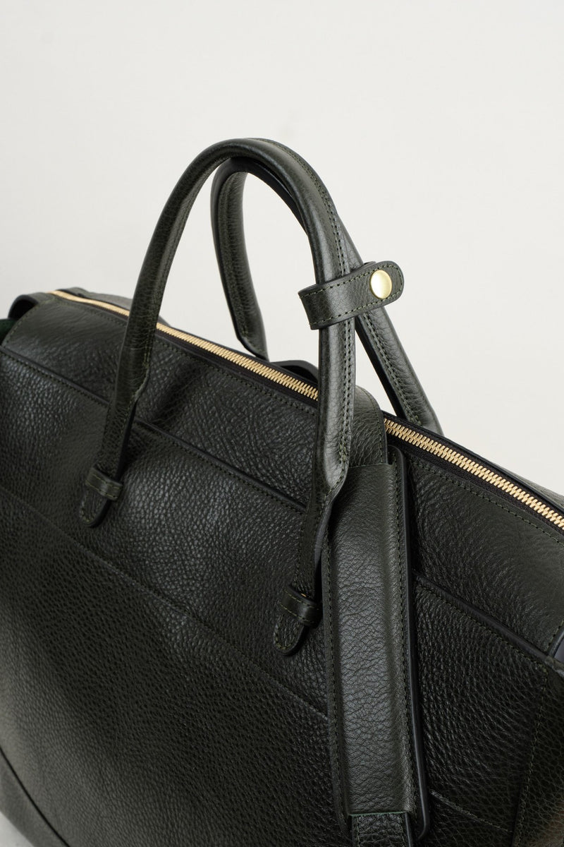 Lotuff The 929 Leather Briefcase