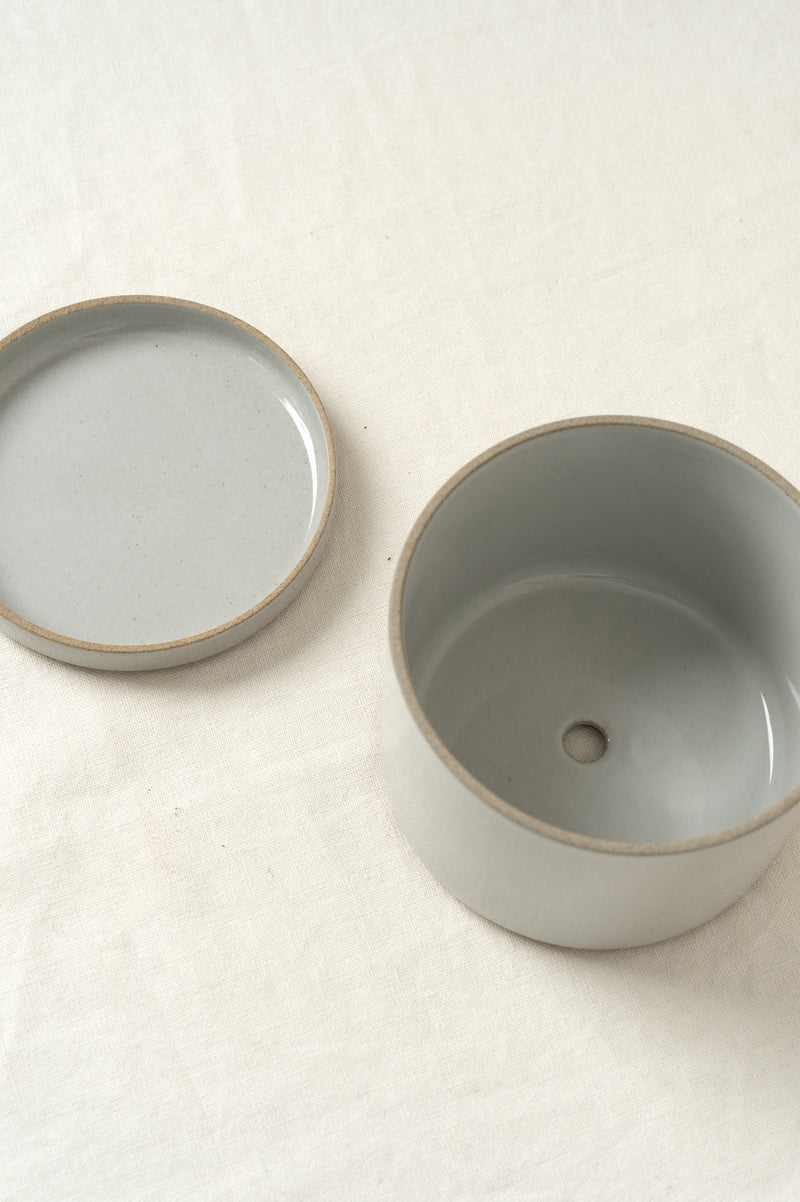 Ceramic Planter With Glossy Finish