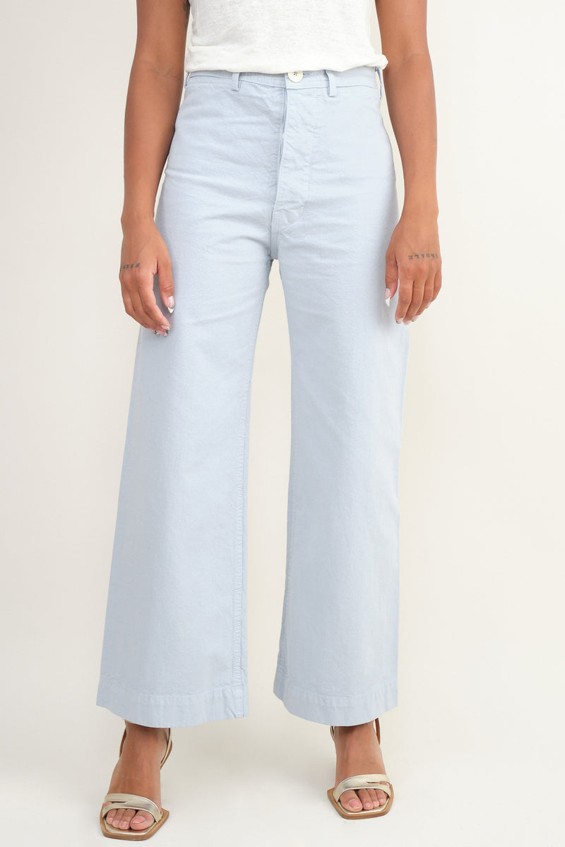 Smokey Blue Sailor Pants