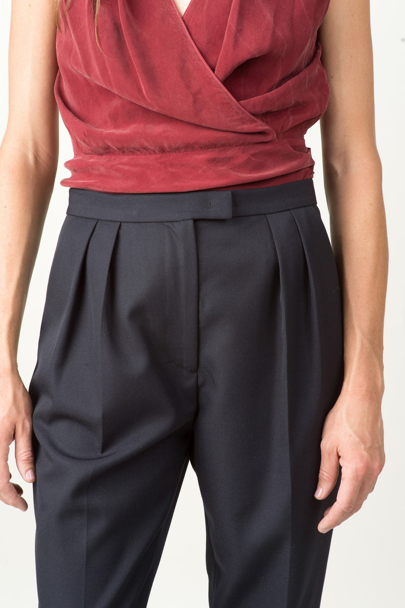 Women's High Waisted Trouser