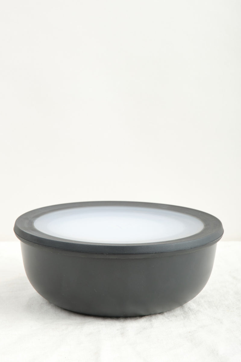 Mepal Cirqula Multi Bowl Black