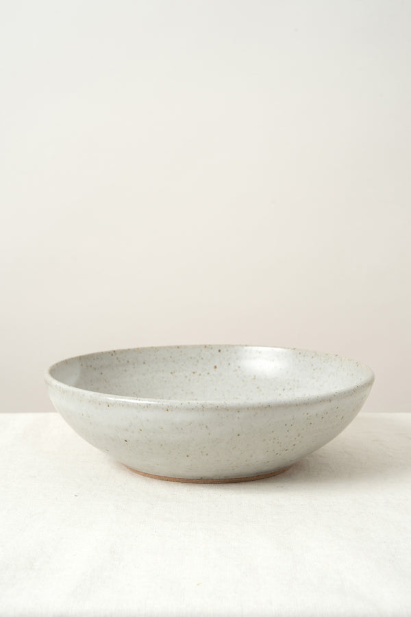BD Pottery Shallow Serving Bowl