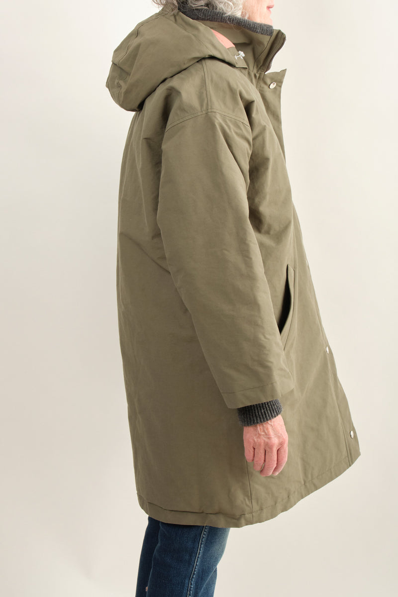 A Kind of Guise Sendokai Snow Parka Olive