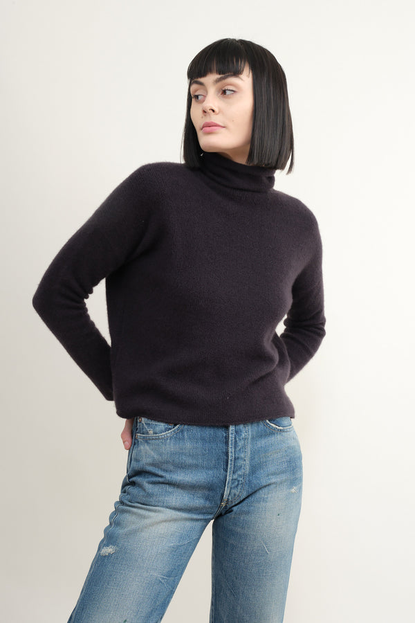 Evam Eva cashmere turtleneck sweater