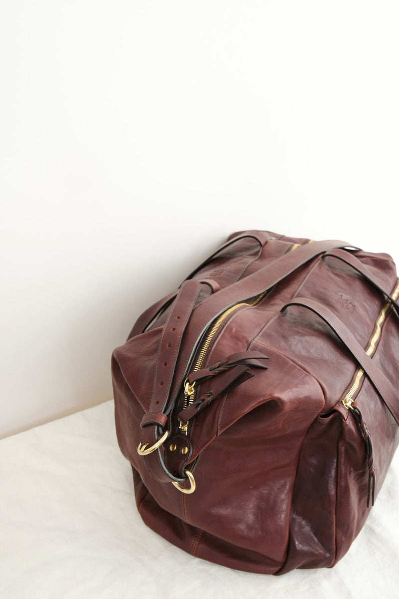 Il Bisonte Travel Bag
