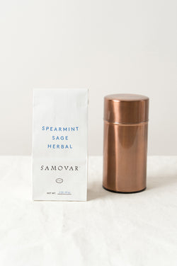 Samovar Tea Spearmint Sage Tea