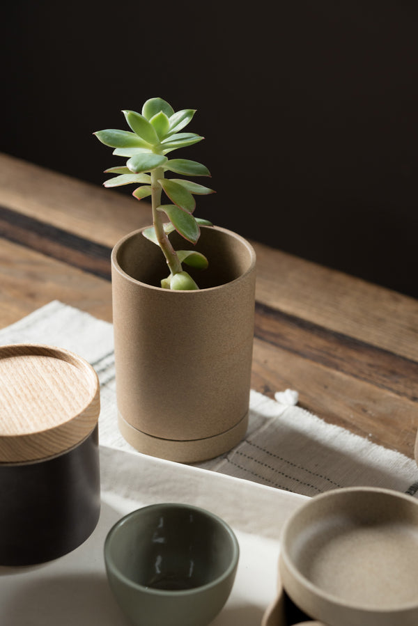 Small Planter In Natural