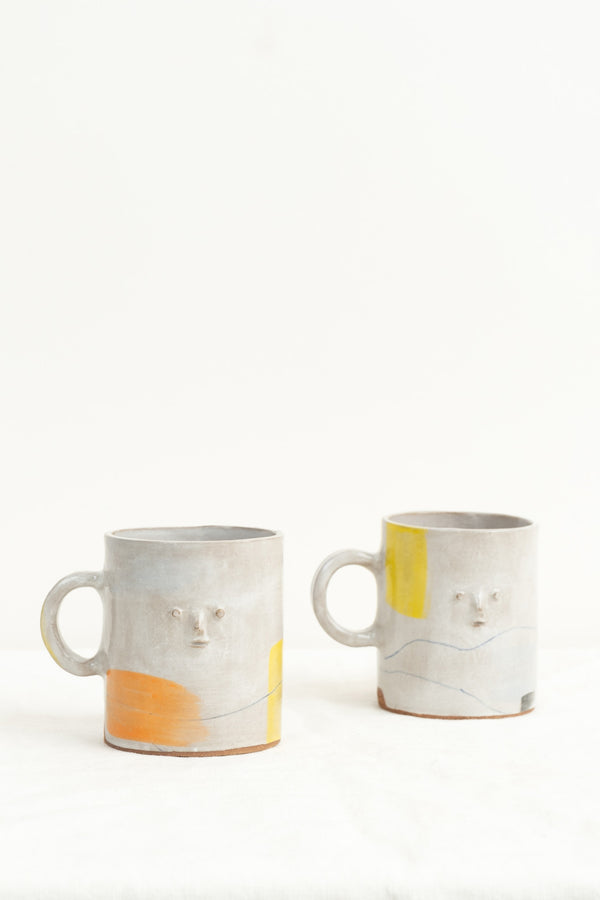 Rami Kim Studio Mini Face Mug