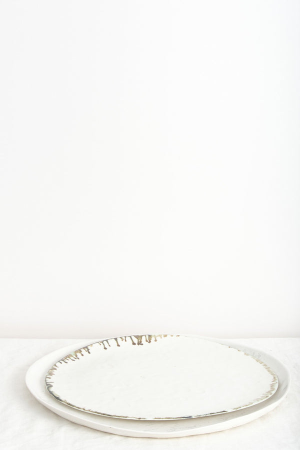 Dbo Home Birch Extra Large Round Platter