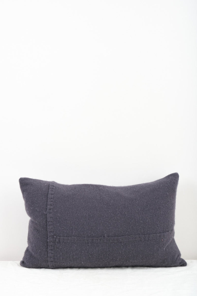 "Private 0204 430-VT 12 x 20"" Pillow In Jap Blue"