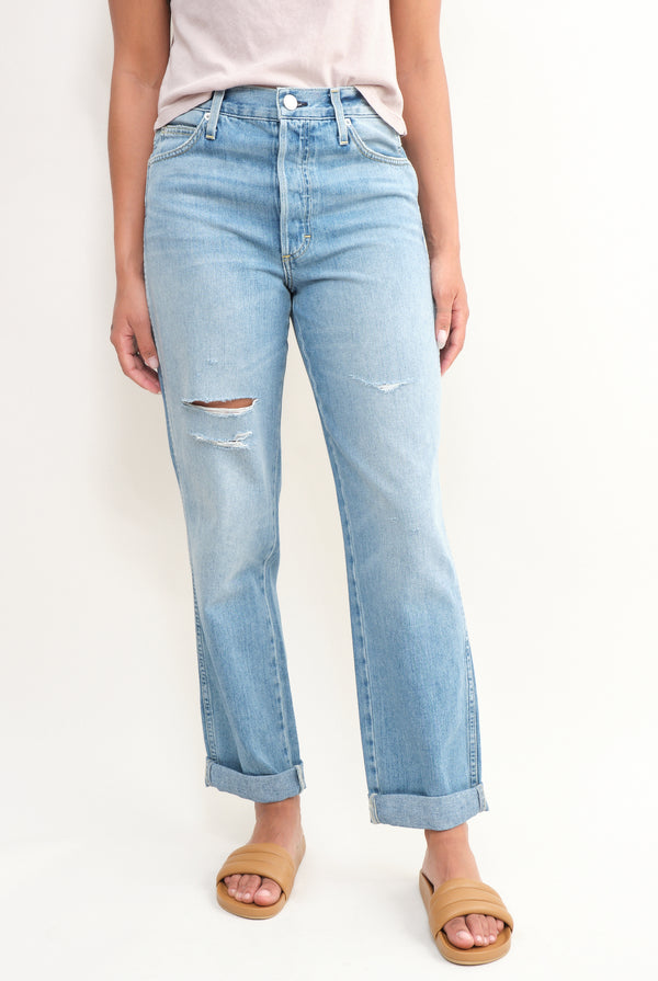 high waisted Amo Denim