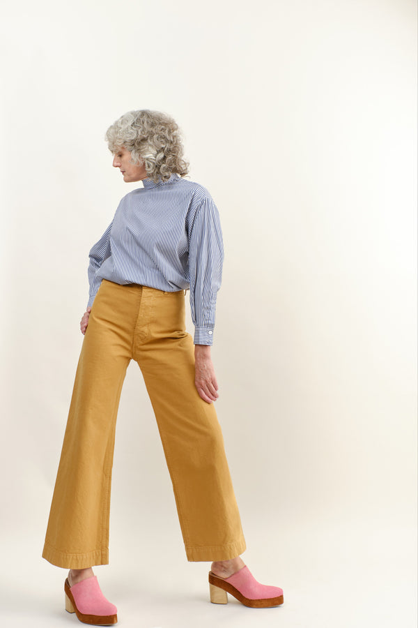 Jesse Kamm Sailor Pants Wheat