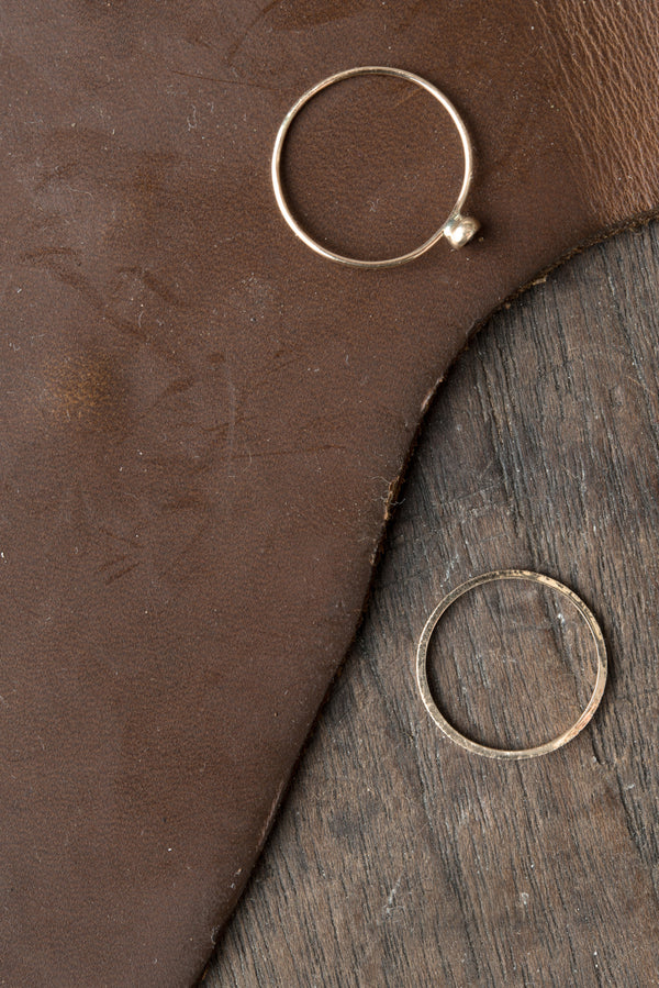 stackable rings blanca monros gomez