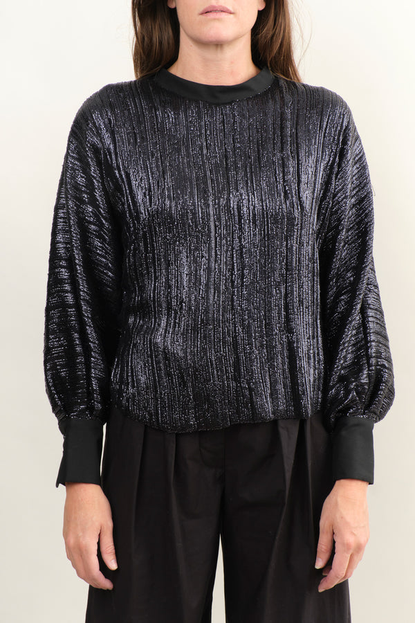 Rachel Comey New Pensa Top Midnight Sequins