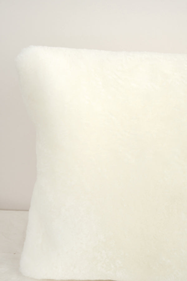 sheepskin pillow Farmhouse Pottery