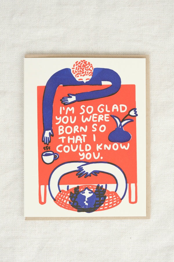 People Ive Loved letterpress