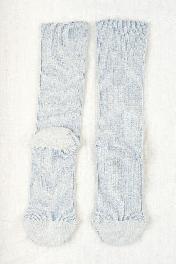 Hummingbird Heathered Stretch Socks