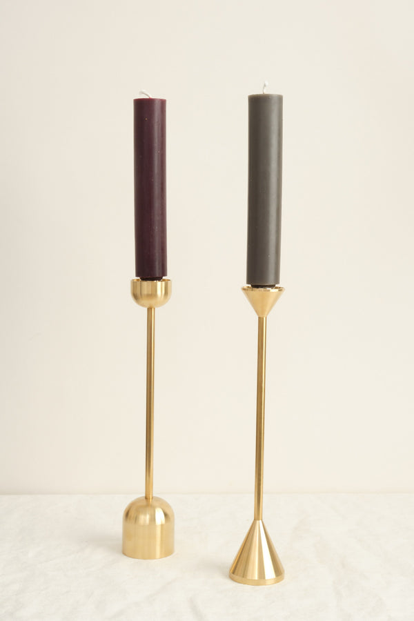 Fort Standard tall candle holders
