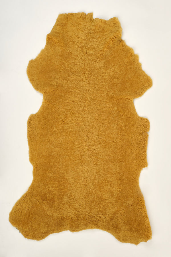 Maison De Vacances Sheep Skin Ocre