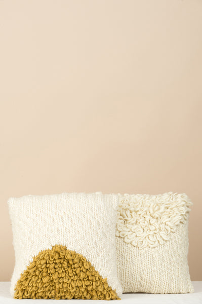 gold moon pillow MINNA