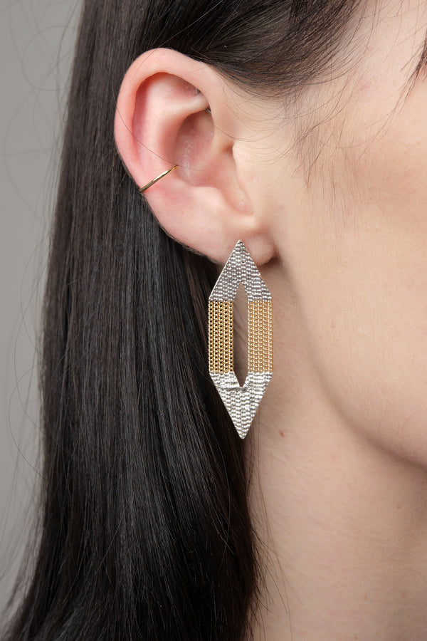 HannahK small points earrings