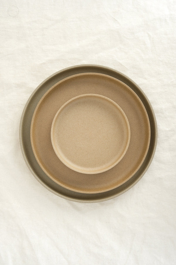 "Hasami Porcelain 10"" Plate in Natural"