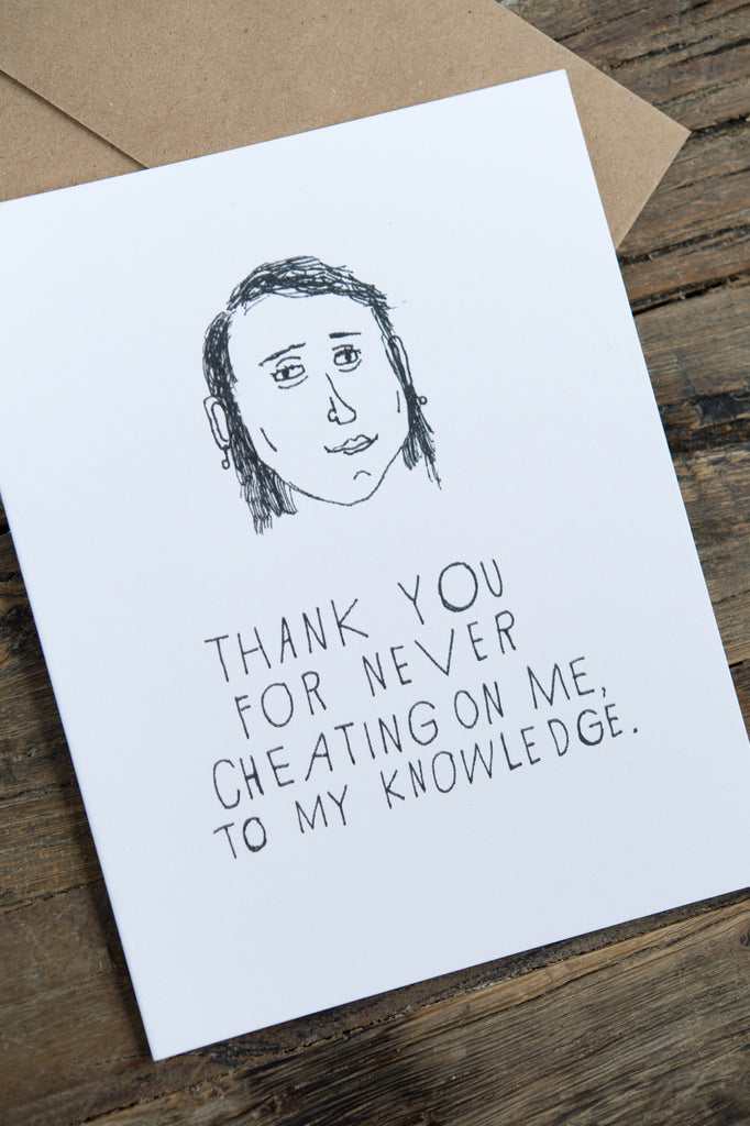 Hand illustrated cards