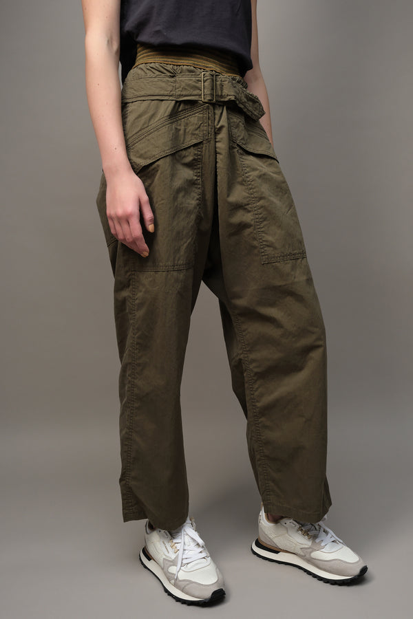 Kapital Rip Stop AVIATOR SUITCUT Pants