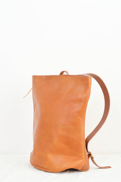 kika Ny Leather Harvest Backpack