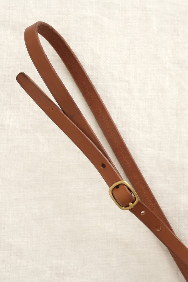 KikaNY small oval belt