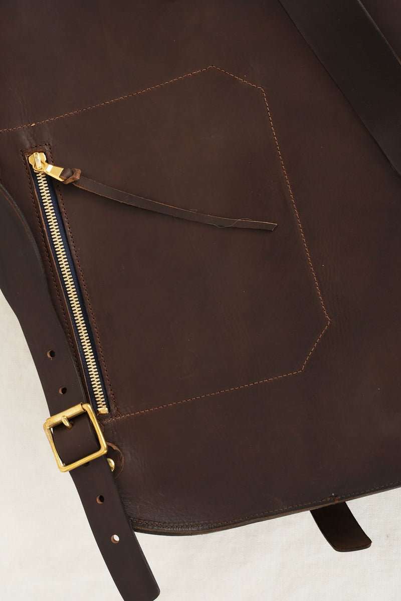 high quality leather goods backpacks