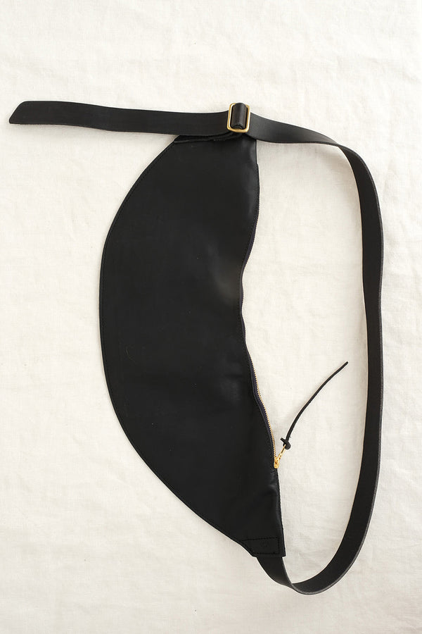 Large Sling Pouch In Black
