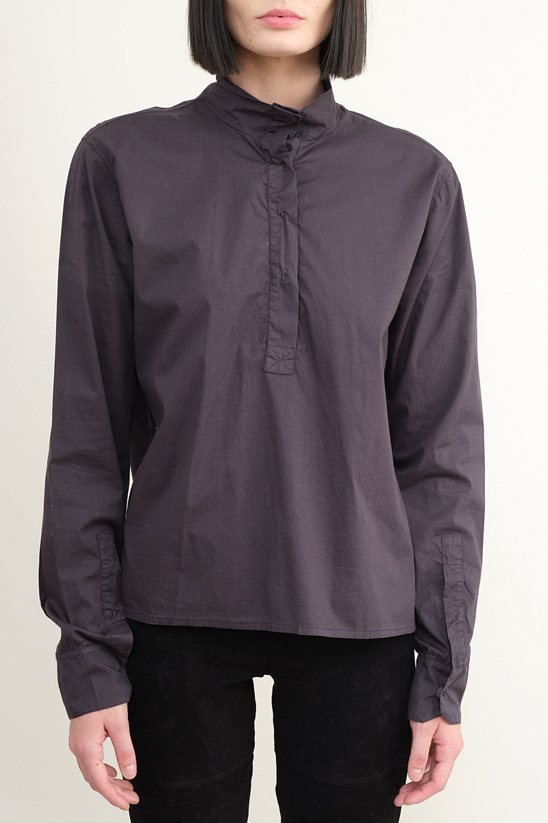 cotton stretch shirt Kristensen du Nord