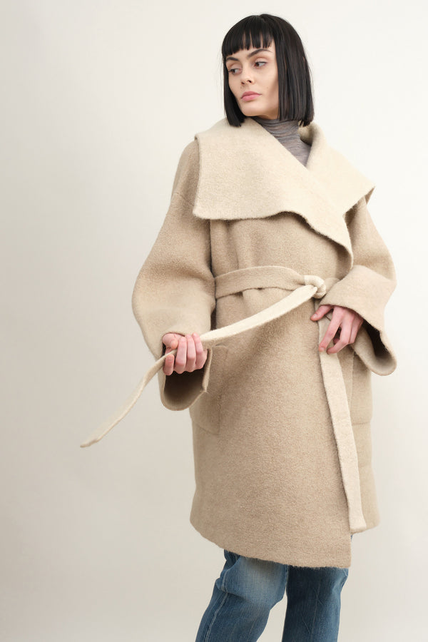 Lauren Manoogian Blanket Coat