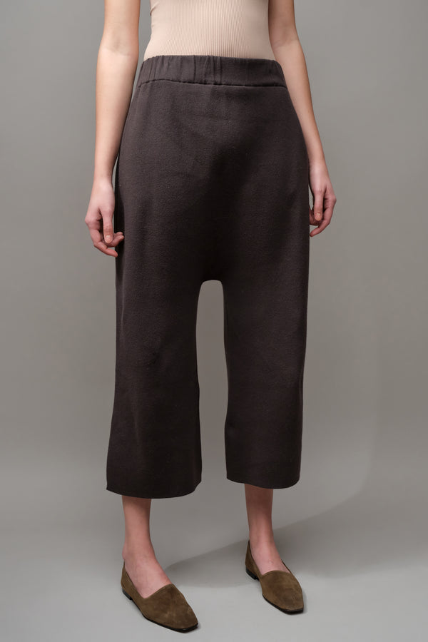 Interlock Peg Pants in Carbon Lauren Manoogian