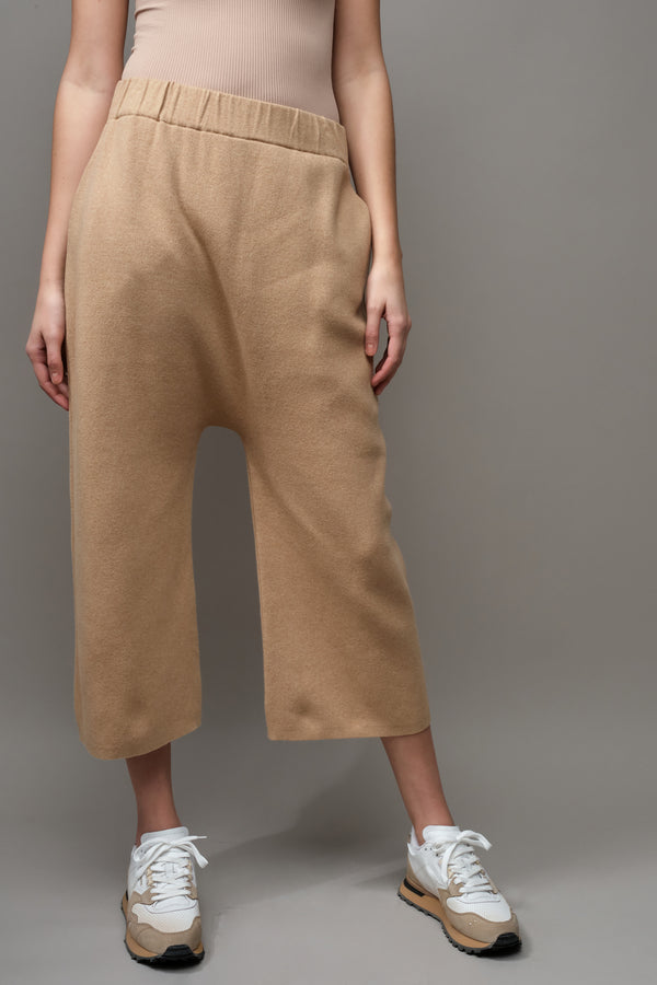 Interlock Peg Pants In Tannin Lauren Manoogian