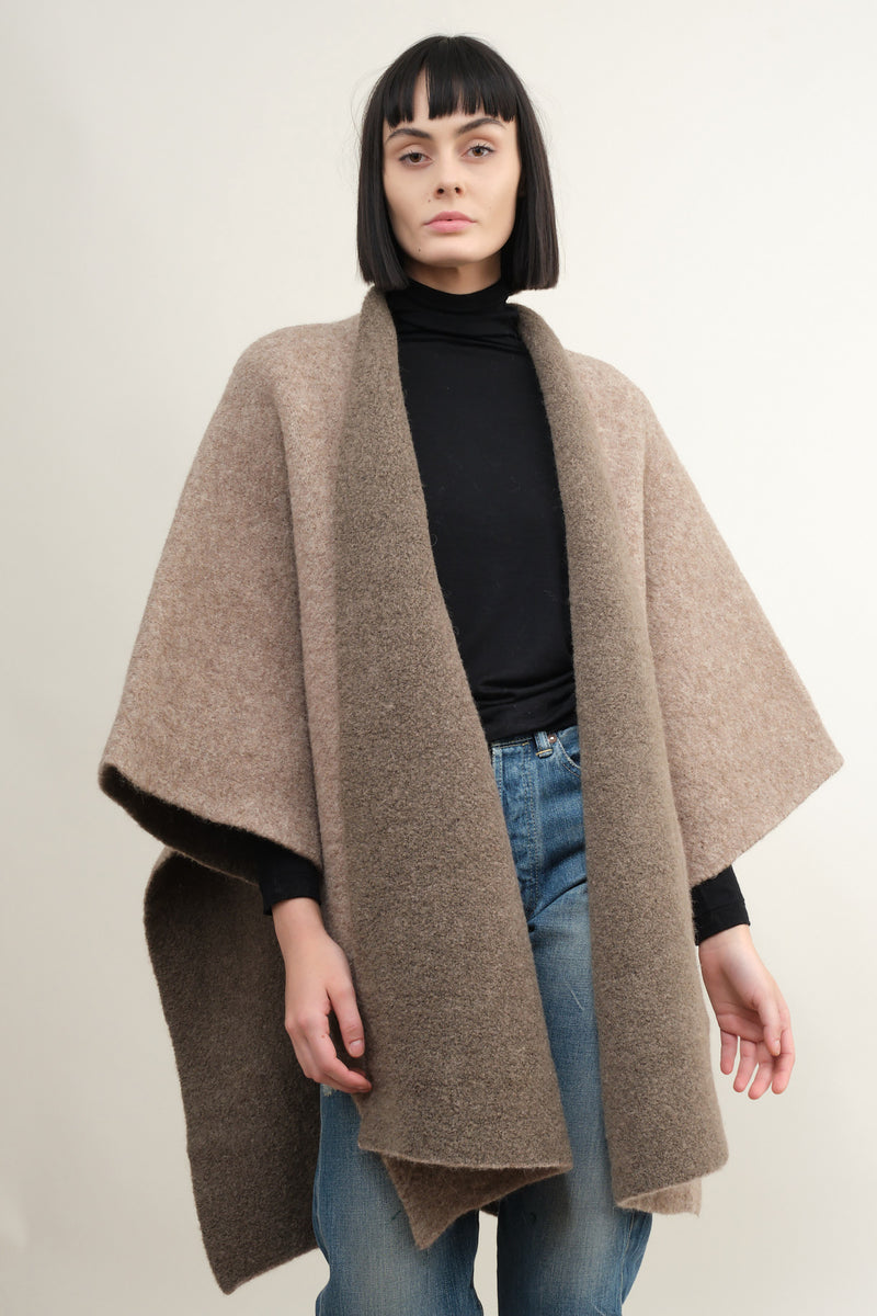 Lauren Manoogian mantle sweater poncho