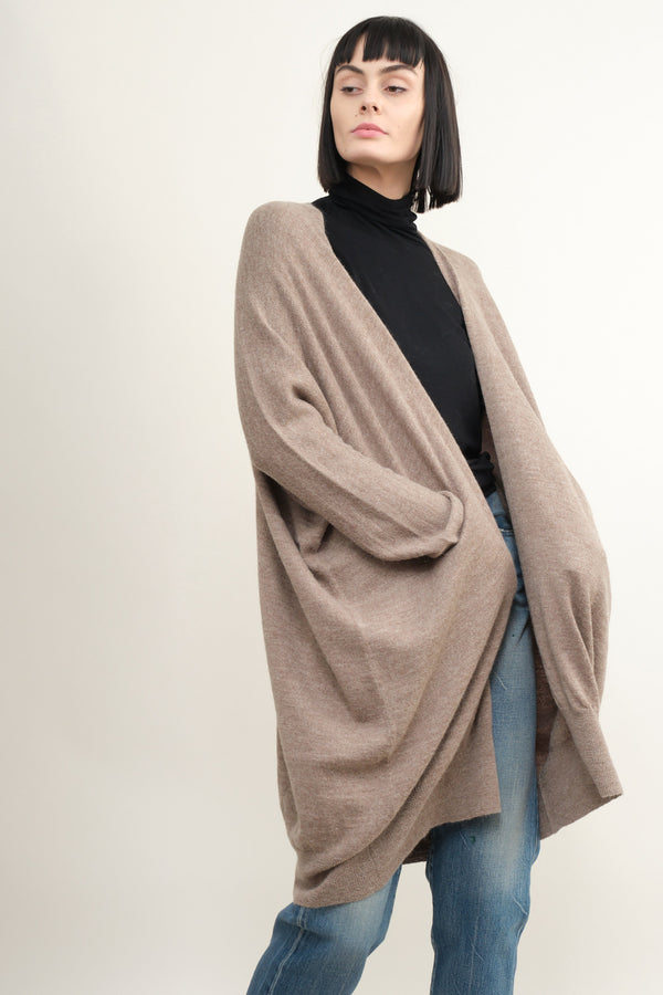 Lauren Manoogian wide cardigan mouse
