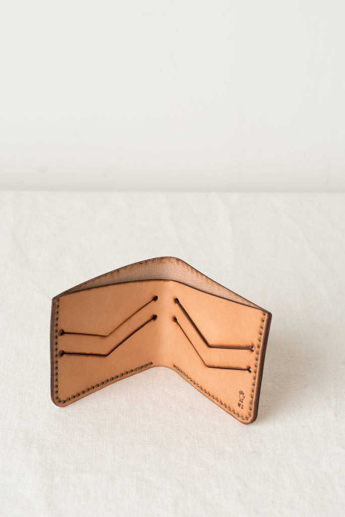Winter Session Billfold Natural