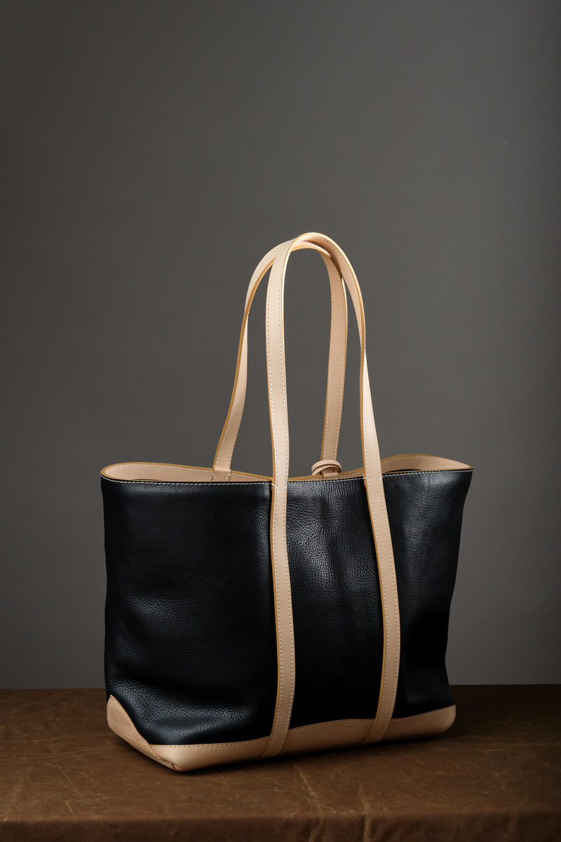 vegetable leather tote