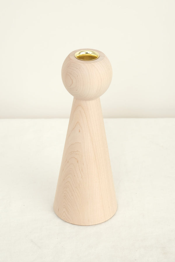 Lostine maple bella candle holder