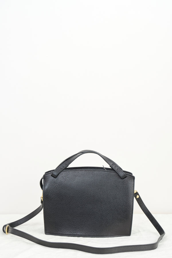 Lotuff Sol Handbag Black